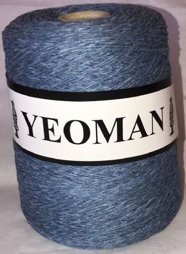 Yeoman Panama Yarn - Denim 228